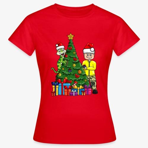 Tomu Julspecial - T-shirt dam