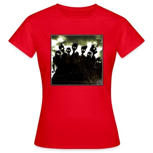 background 003 - T-shirt Femme