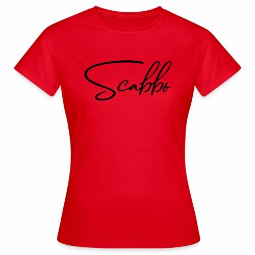 scabbo - Frauen T-Shirt