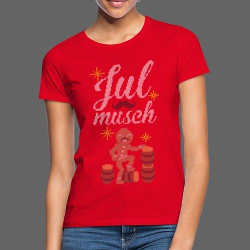Captain Julmusch - T-shirt dam