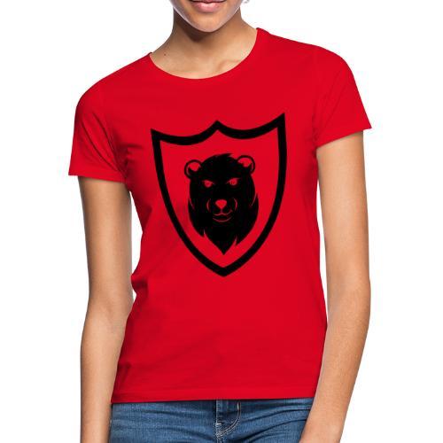 Baerspektivo Logo in schwarz - Frauen T-Shirt