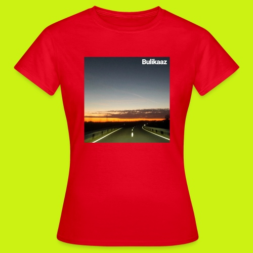Bulikaaz-Instagram Profilbild - Frauen T-Shirt