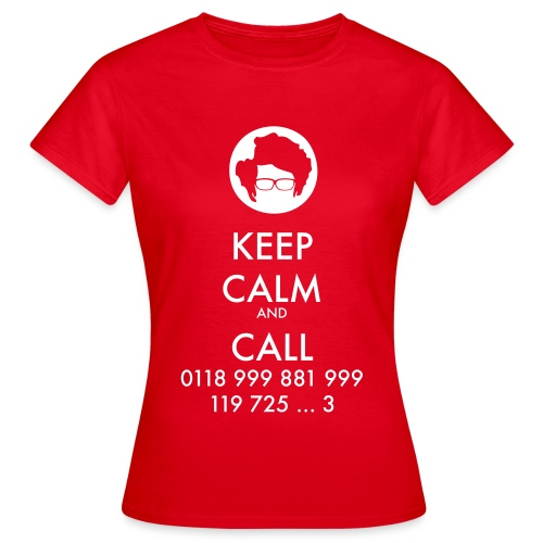 it crowd Moss - Camiseta mujer
