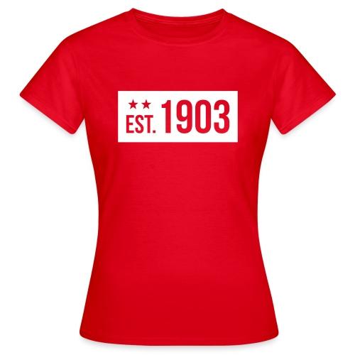 Aberdeen EST 1903 - Women's T-Shirt