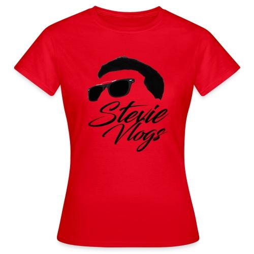 Stevie Vlogs Logo - Women's T-Shirt