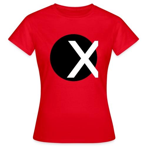 X-Tröja - T-shirt dam