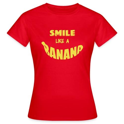 Banana the retour - T-shirt Femme