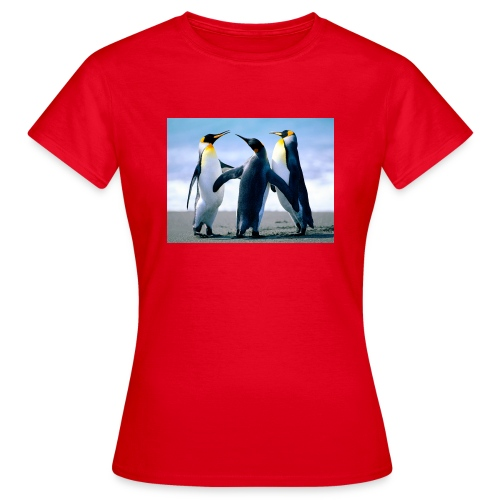 Penguins - T-shirt Femme