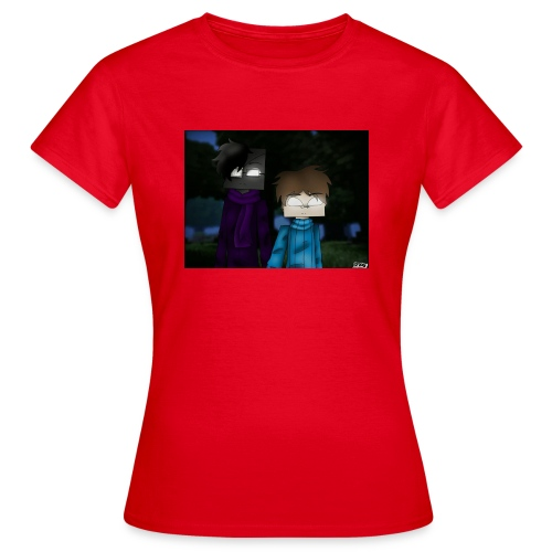 Jordan Gaming - Frauen T-Shirt