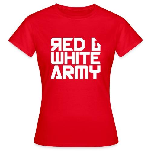 redarmy - Women's T-Shirt