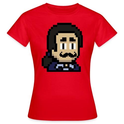 Masud mustache - Frauen T-Shirt