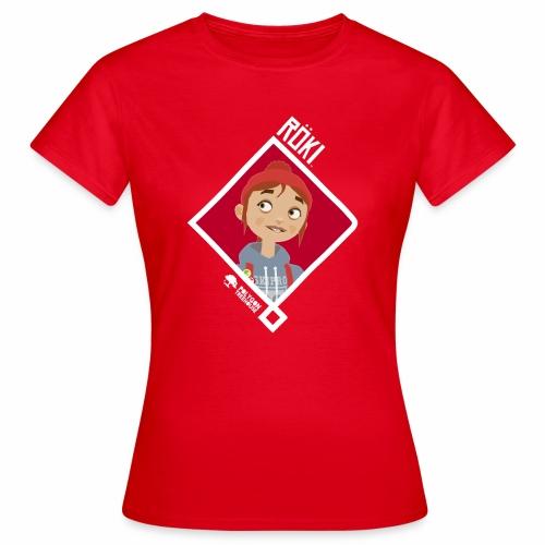 Röki Nordic Knot - Tove - Women's T-Shirt