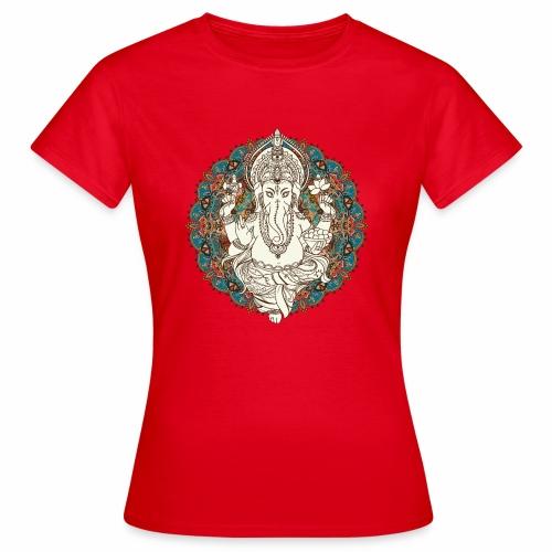 Ganesha - Dame-T-shirt