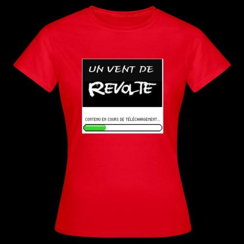 Un vent de révolte - T-shirt Femme