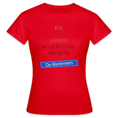 De Westereen - Vrouwen T-shirt