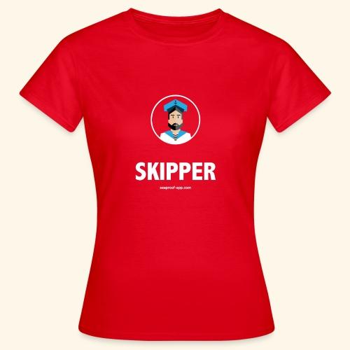 SeaProof Captain - Frauen T-Shirt
