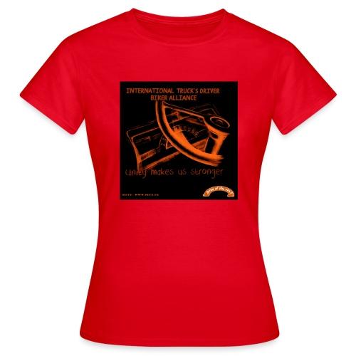 Unity - T-shirt Femme