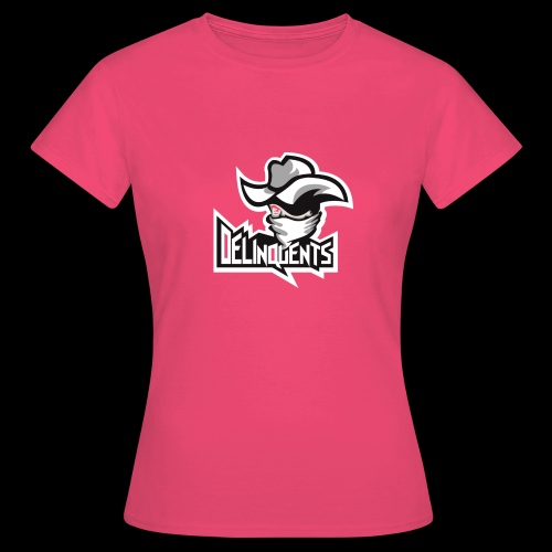 Delinquents TriColor - Dame-T-shirt