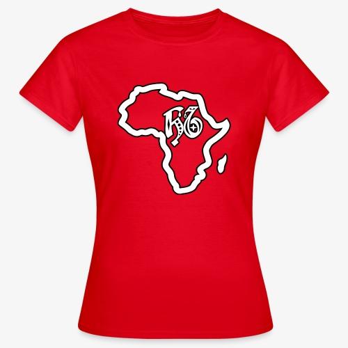 afrika pictogram - Vrouwen T-shirt