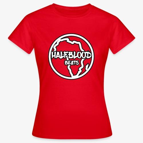 halfbloodAfrica - Vrouwen T-shirt