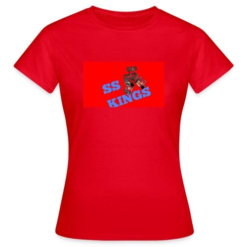 AD77EA86 68B6 40A2 AAB4 A4C686CC0A12 - T-shirt Femme