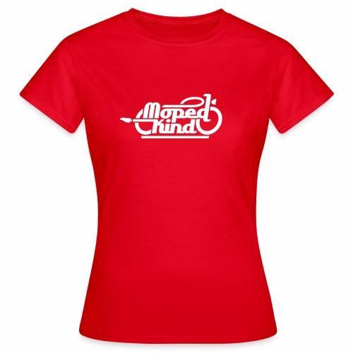 Moped Kind / Mopedkind (V1.0) - Women's T-Shirt