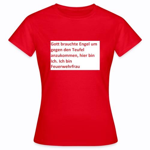 pst2 - Frauen T-Shirt