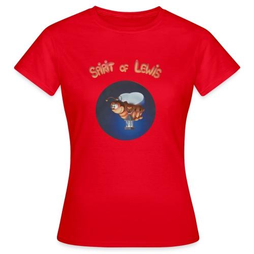 Spirit of Lewis - T-shirt Femme