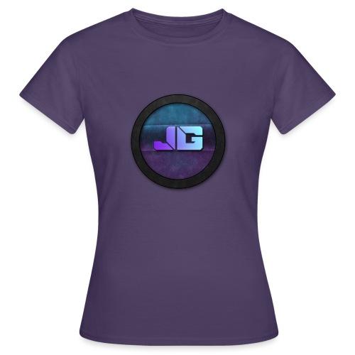 shirt met logo - Vrouwen T-shirt