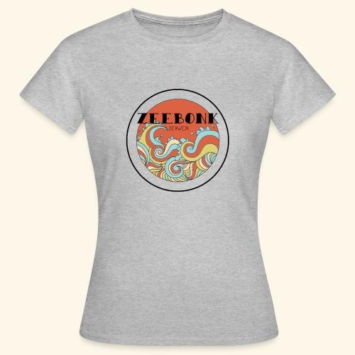 zeebonkwaves - Vrouwen T-shirt