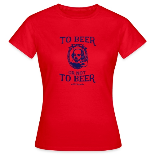 Shakesbeer T-Shirt - Women's T-Shirt