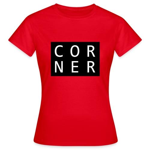 cornerbox - Dame-T-shirt