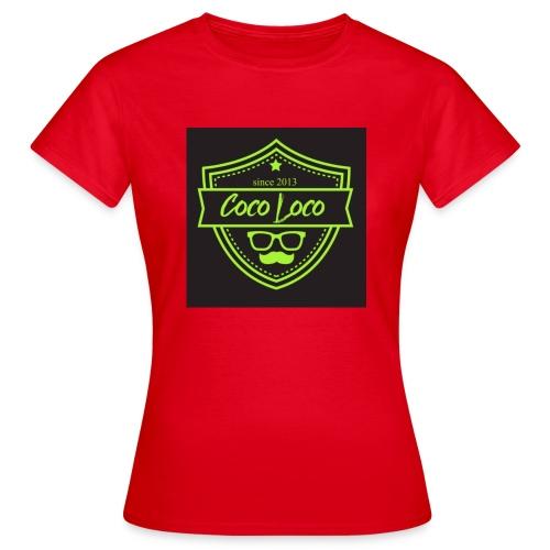 Coco Loco Design - Frauen T-Shirt