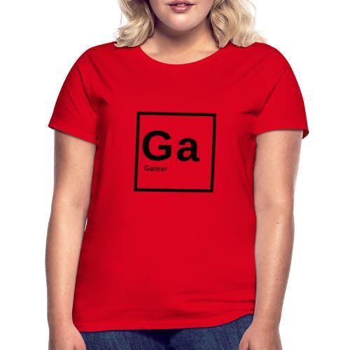 Gamer - Maglietta da donna