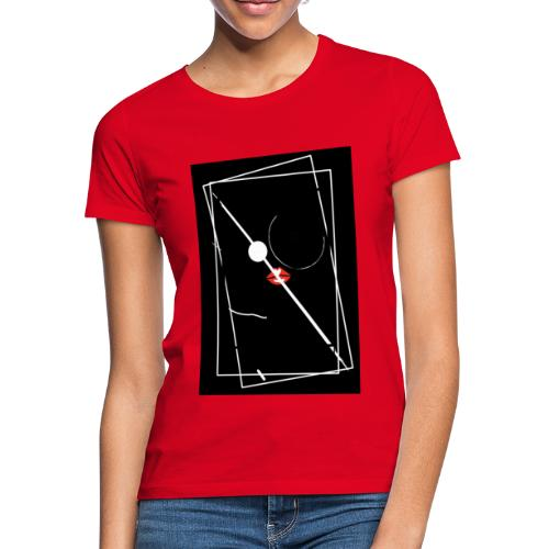 Kringel Dark - Frauen T-Shirt