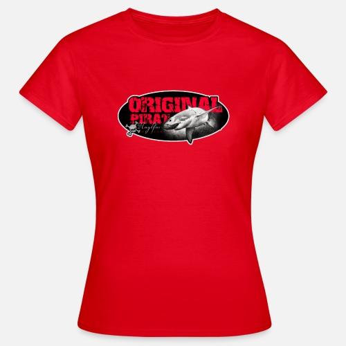 Originalpirat 2018 - Frauen T-Shirt