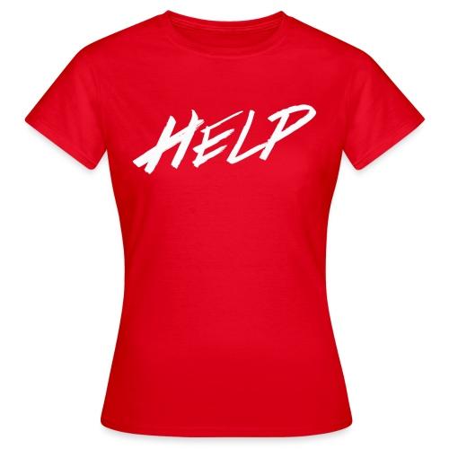 Help - T-shirt Femme