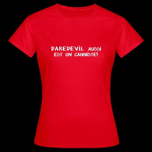 DD - T-shirt Femme