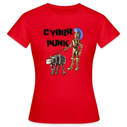 cyberpunk - Maglietta da donna