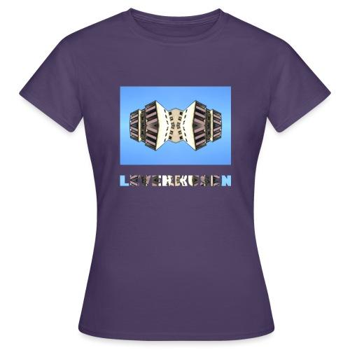 Leverkusen #3 - Frauen T-Shirt