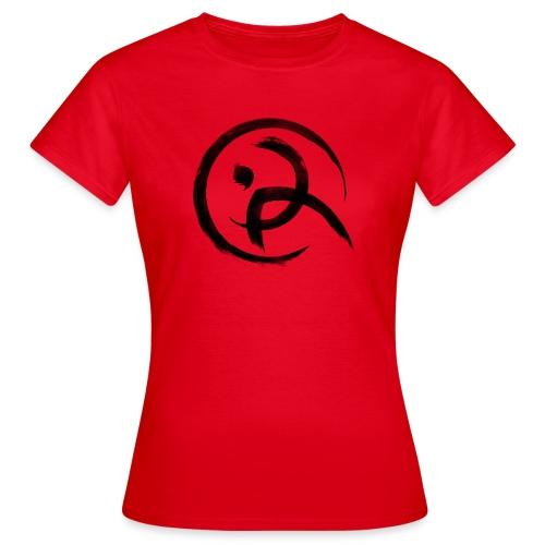 PKA_Enso_black - Frauen T-Shirt