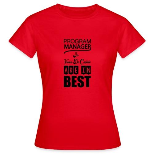 Program Manager - Women's T-Shirt