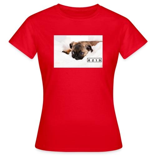 chien - T-shirt Femme