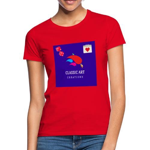 6B922284 9DFD 4417 87EA A64B8AD9B6BE - Camiseta mujer
