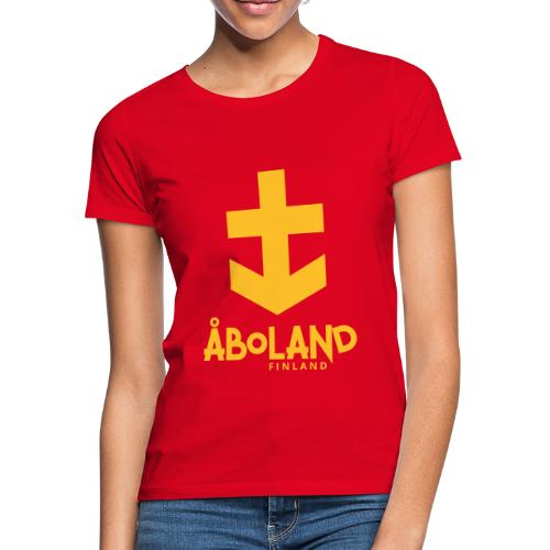 Ankare: Åboland - Naisten t-paita