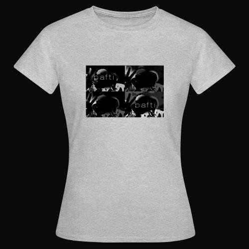 black bafti crew - Dame-T-shirt