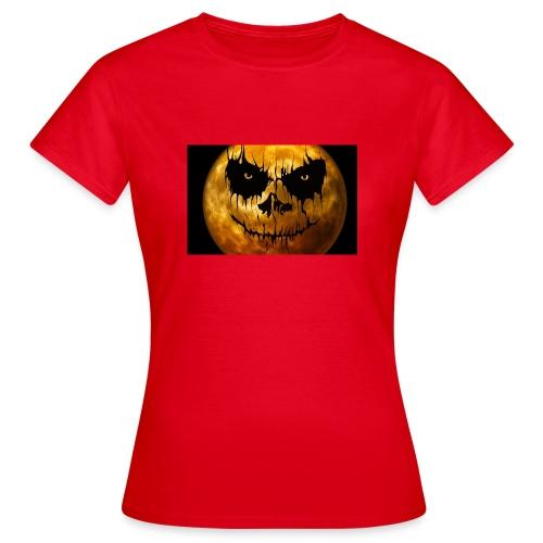 Halloween Mond Shadow Gamer Limited Edition - Frauen T-Shirt