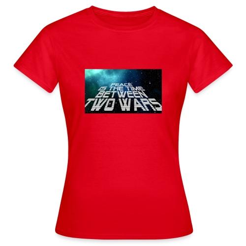 war 3348988 960 720 - Frauen T-Shirt