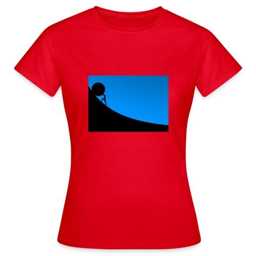 Überwindung - Frauen T-Shirt
