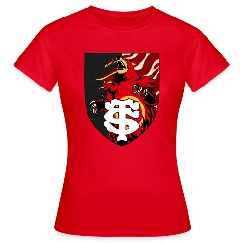 Stade touloursaring - T-shirt Femme
